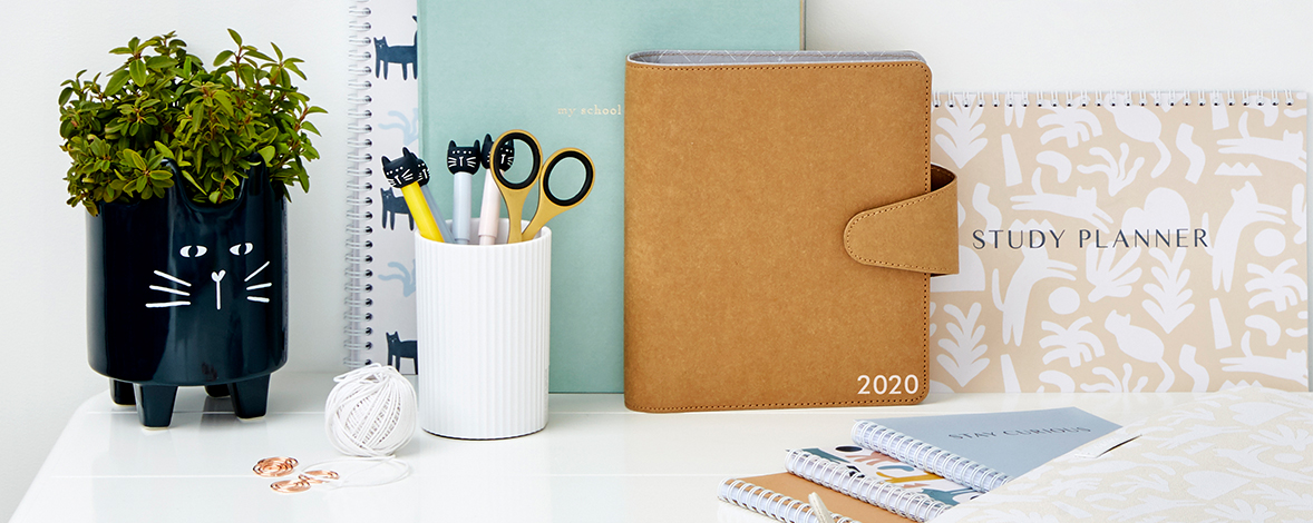 Stylish Study Solutions For a Perfectly Productive Year