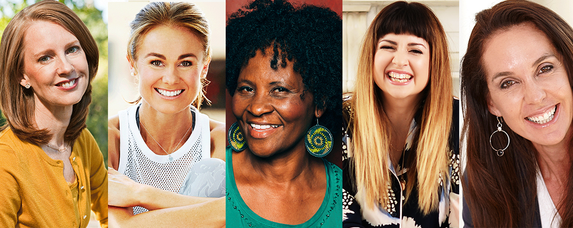 International Women's Day 2020: Inspiring Women Achieving Amazing Things – Listen Now!