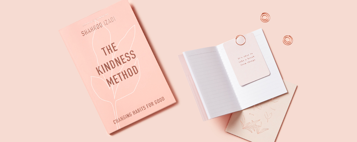 Q&A with Shahroo Izadi, The Kindness Method