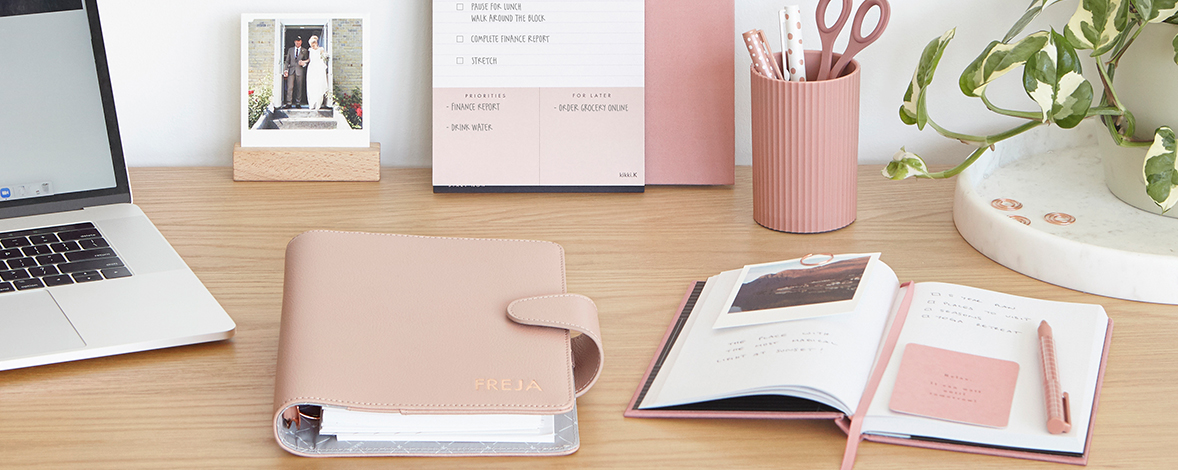 Be Inspired: The kikki.K Team Share their Work-From-Home Set-Ups and Tips