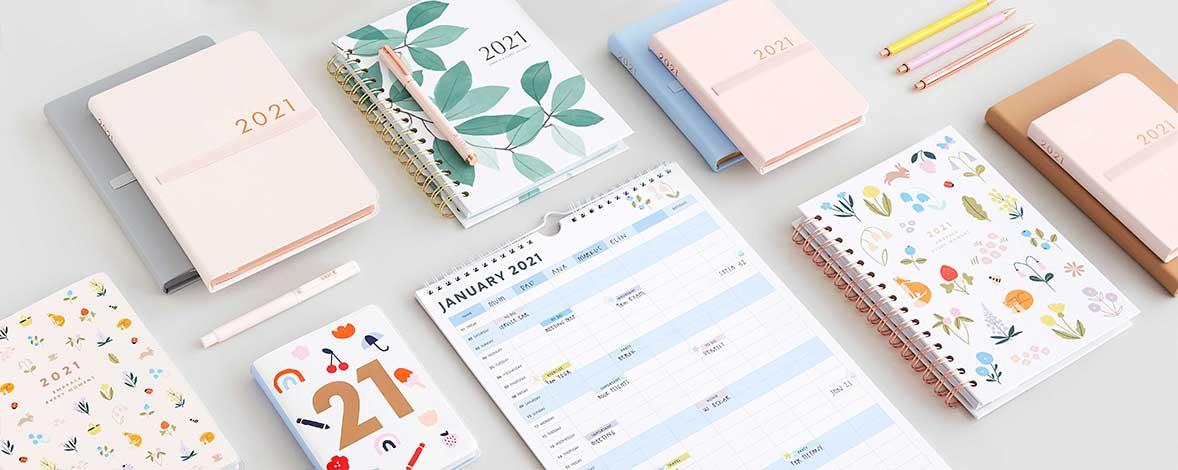 Which 2021 kikki.K Diary or Calendar are You?