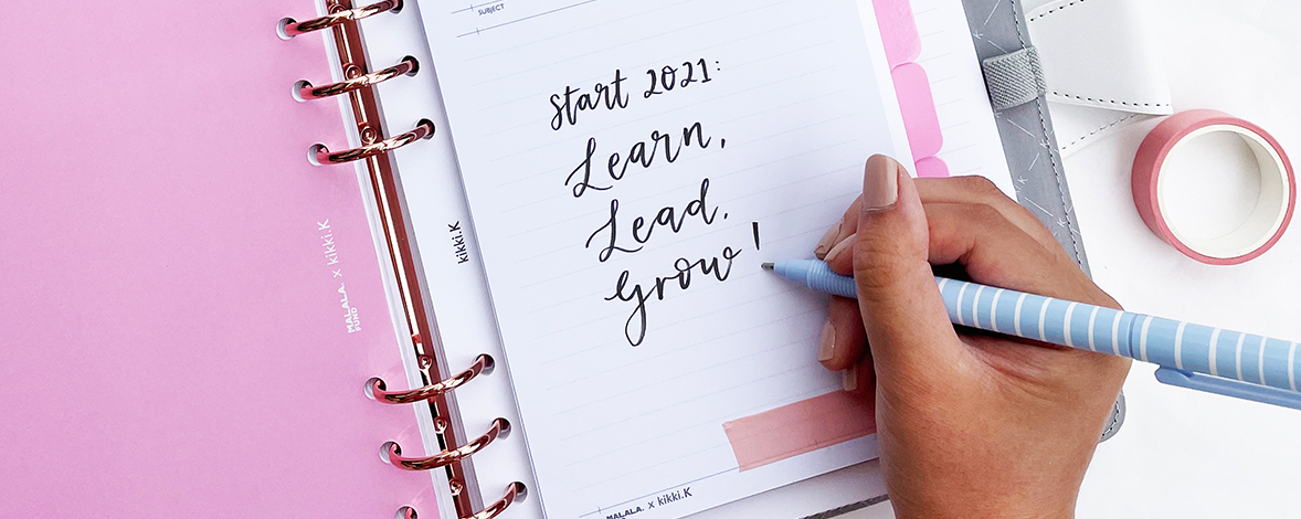 Work and Play! Embrace Your Creativity After Class: Q&A with @lettersbyfiona