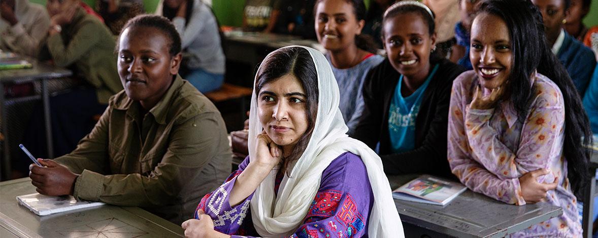 Malala Yousafzai's Inspiring Story